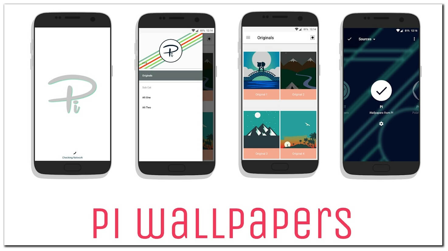 PI wallpapers v1